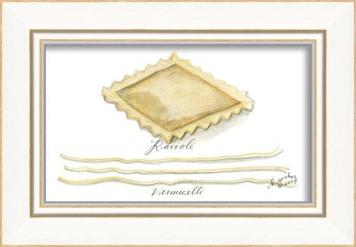 KI Ravioli & Vermicelli