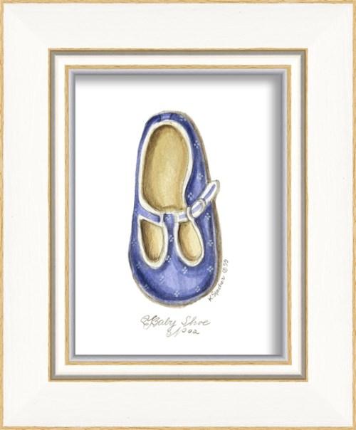 KI Blue Shoe