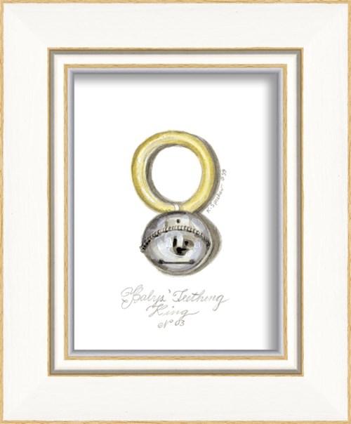 KI Teething Ring