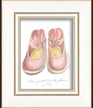 KI Dbl. Pink Shoes