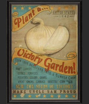 BC Victory Garden Poster