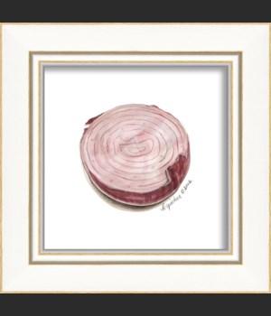 KI Cut Red Onion