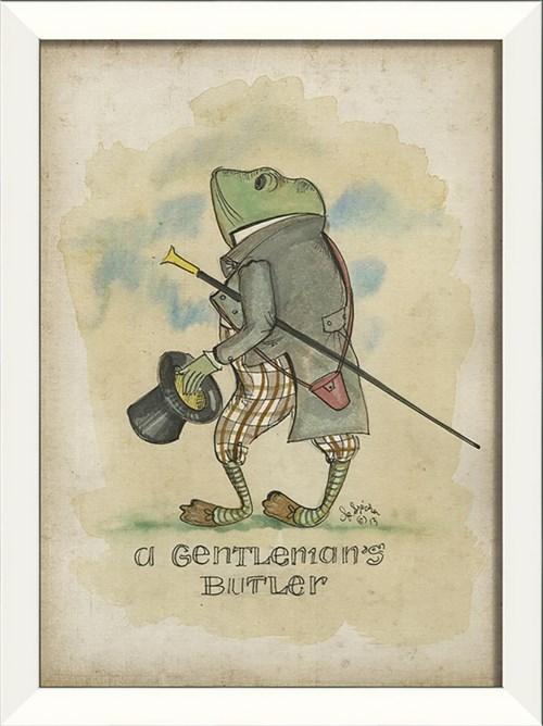 LN A Gentlemans Butler