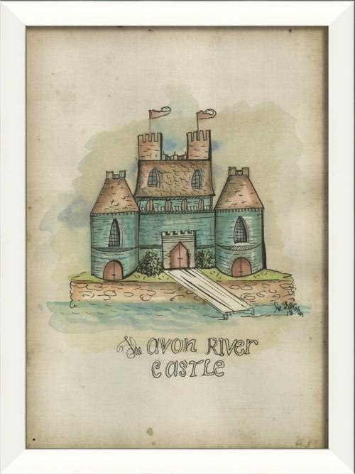LN The Avon River Castle