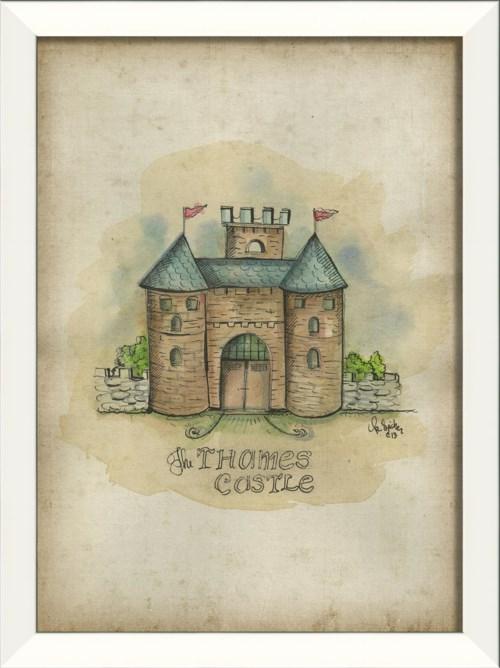 LN The Thames Castle
