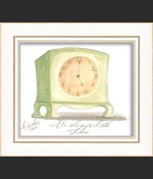 KI Clock