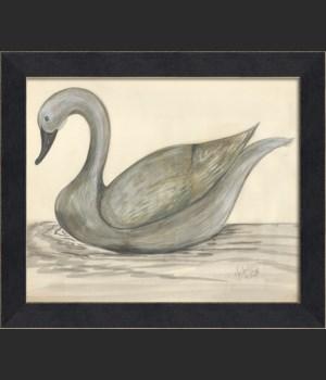 LI the beautiful swan