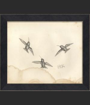LI three little hummingbirds