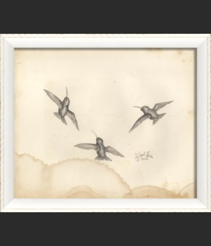 WC three little hummingbirds