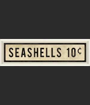 WC Seashells 10 Cents