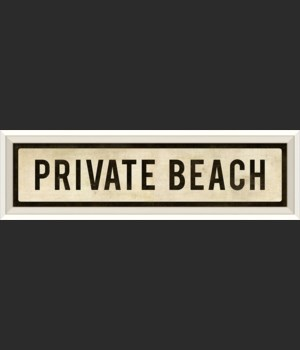 WC Private Beach
