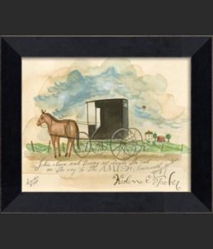 MI Horse & Buggy