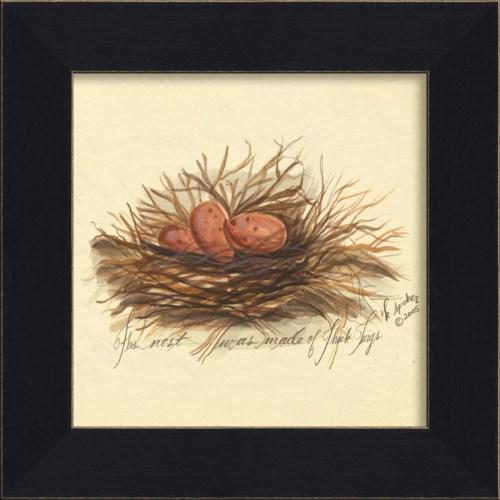 MI Nest Pink Eggs