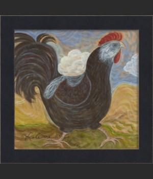 MI Black Rooster