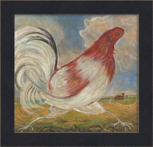 MI White and Red Chicken