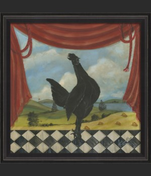 BCBL The Proud Rooster