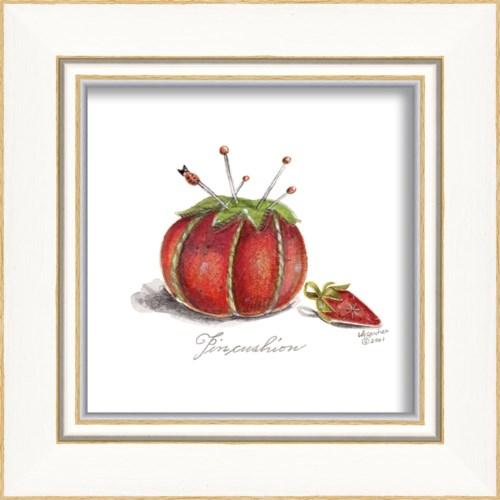KI Pin Cushion Tomato