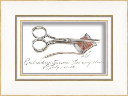 KI Embroidery Scissors