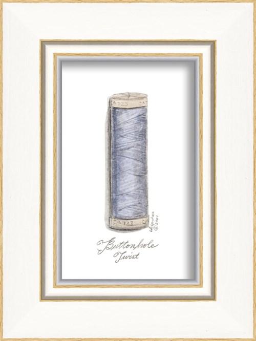KI Blue Thread