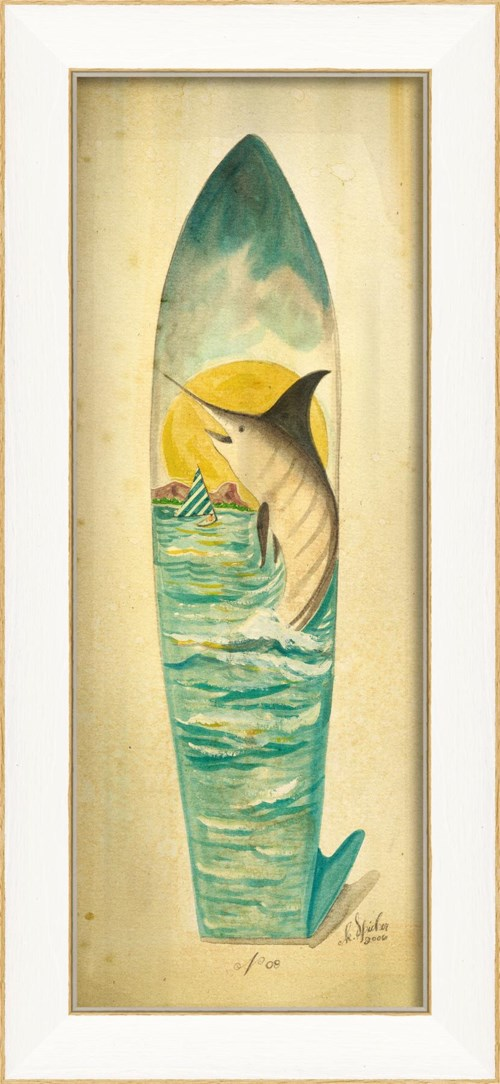 SS Marlin Surfboard
