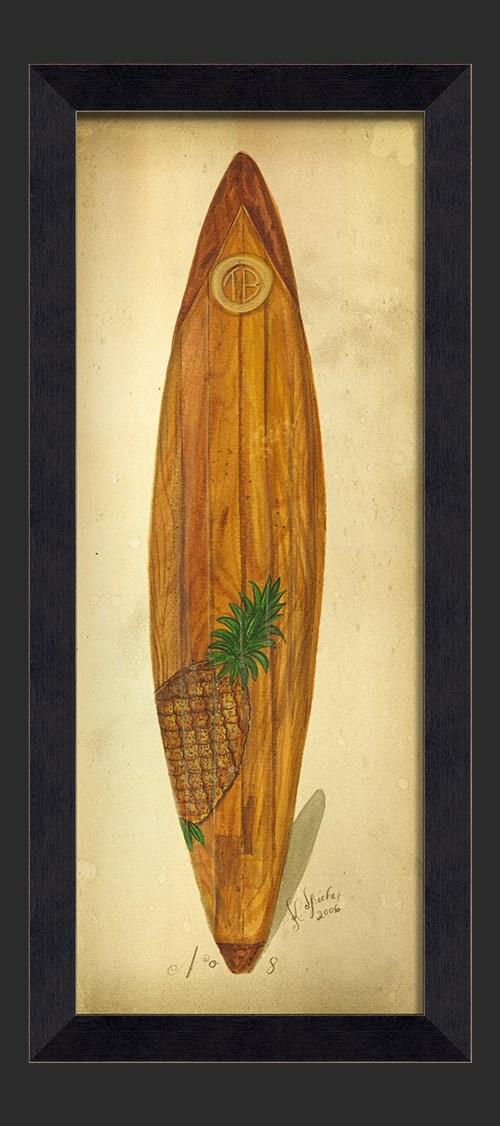 MI Pineapple Surfboard LF