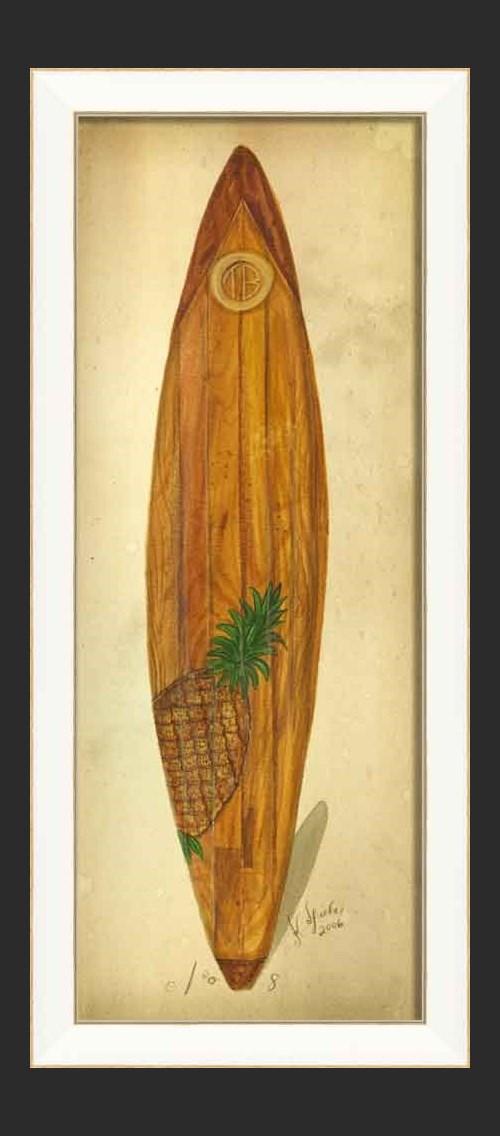 SS Pineapple Surfboard LF