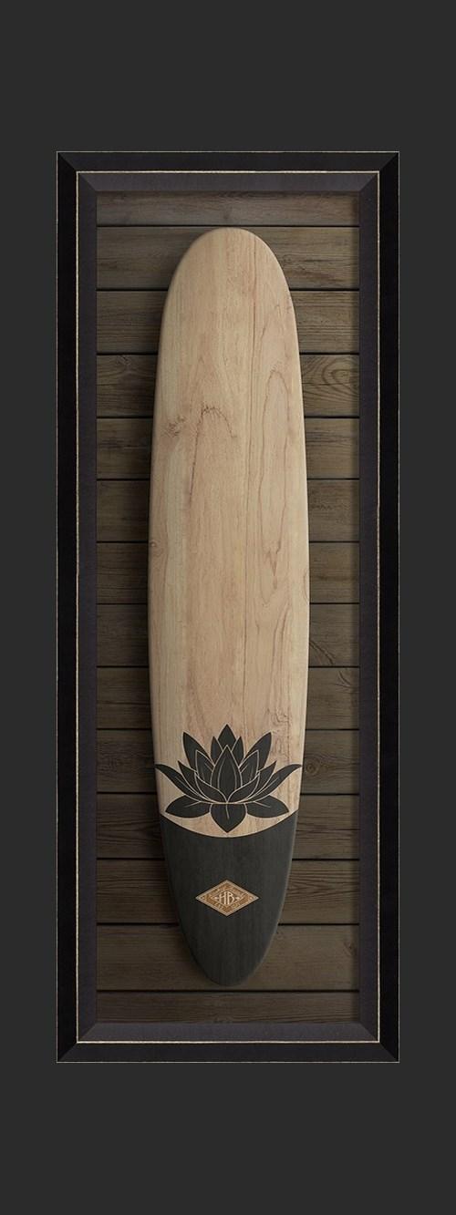 BC Lotus Surfboard sm