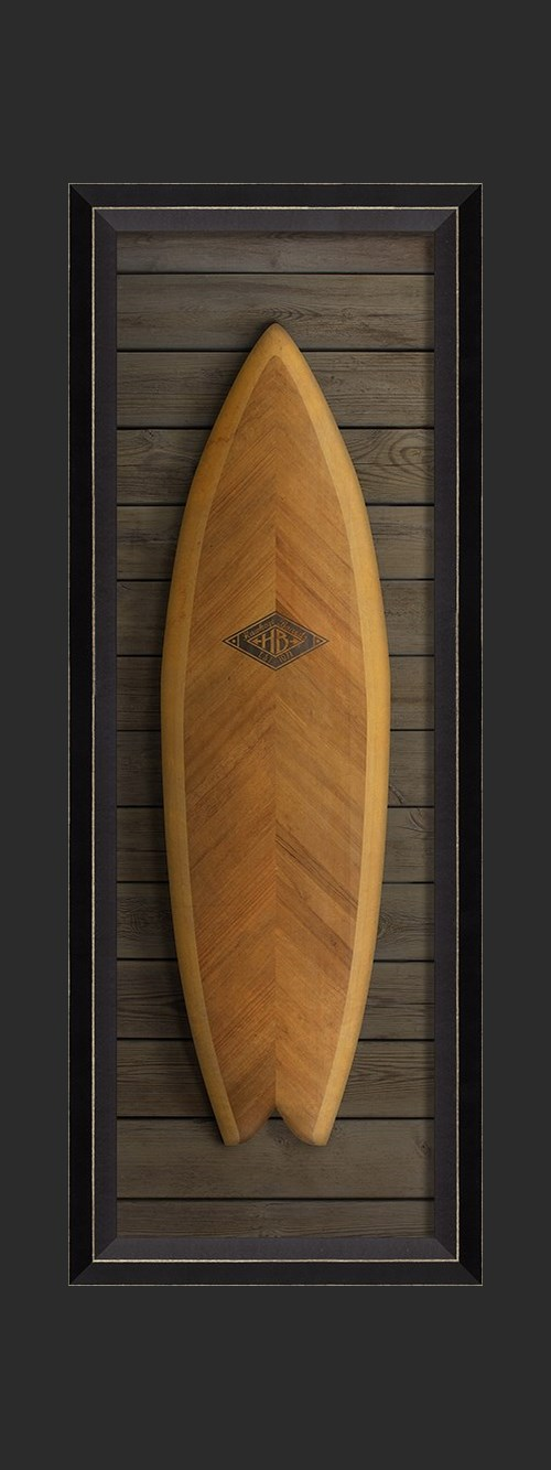 BC Point Blank Surfboard sm