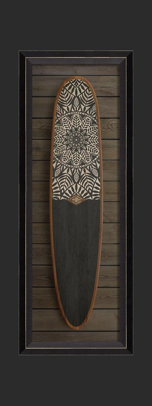 BC Sun Medallion Surfboard sm