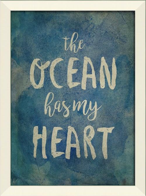 LN The Ocean has My Heart on blue sm