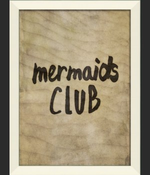 LN Mermaids Club on sand sm