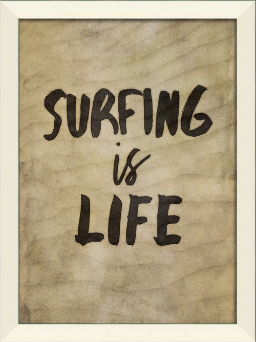 LN Surfing is life on sand sm