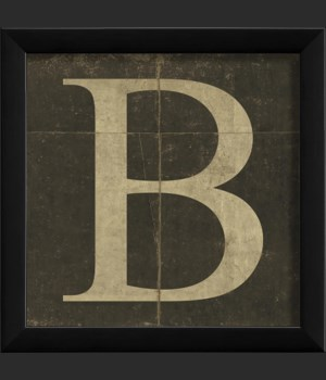 EB Letter B - small