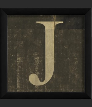 EB Letter J - small