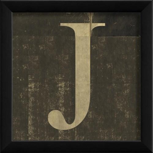 EB Letter J - small