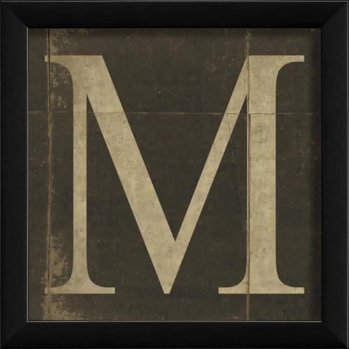 EB Letter M - small