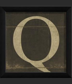EB Letter Q - small