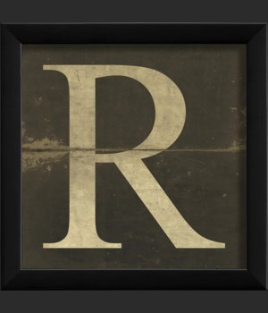 EB Letter R - small