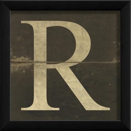 EB Letter R - small