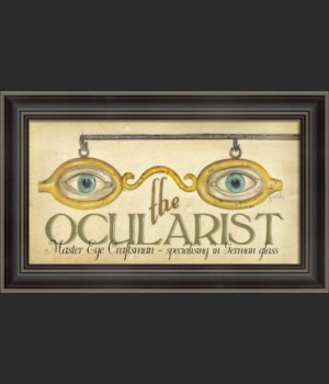 LH The Ocularist
