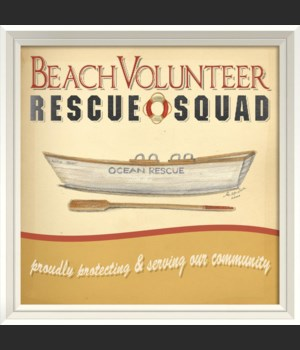 WCWL Beach Volunteer Rescue Squad