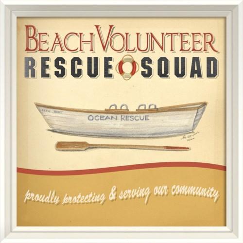 WCWL Beach Volunteer Rescue Squad