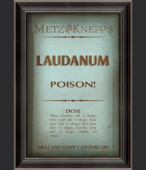 LH Metz and Knepp's Laudanum