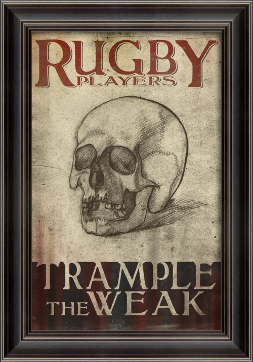 LS Rugby Players Trample the Weak