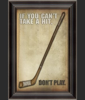 LH Hockey Poster