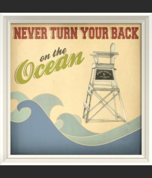 WCWL Never Turn Your Back on the Ocean