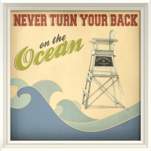 WCWL Never Turn Your Back on the Ocean