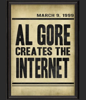 BC Al Gore Creates the Internet