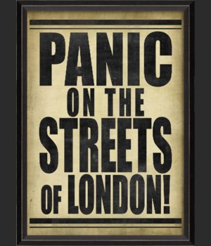 BC Panic on the Streets of London