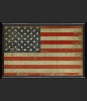 BC American Flag